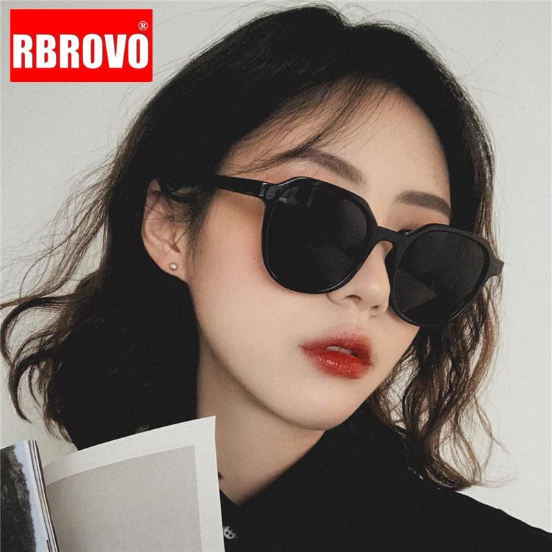 женские солнцезащитные очки lz oculos gafas dg4247b RBROVO 2021 Модные женские солнцезащитные очки Брендовые дизайнерские уличные очки мужские винтажные очки для покупок Oculos De Sol Gafas UV400