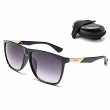 New Sunglasses Men Women Vintage Retro Sports driving Sun Glasses Big Frame Colorful Outdoor Glasses
