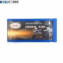 HKCYSEA складной Автомобильный ключ, фиксация, Разборка инструментов для разделенного штифта