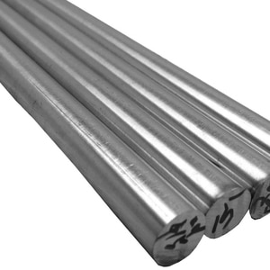 200mm customized 304 Stainless Steel Rod Bar 5mm 6mm 7mm 8mm 10mm 12mm 15mm Linear Shaft Metric Round Bar Rods Ground Stock