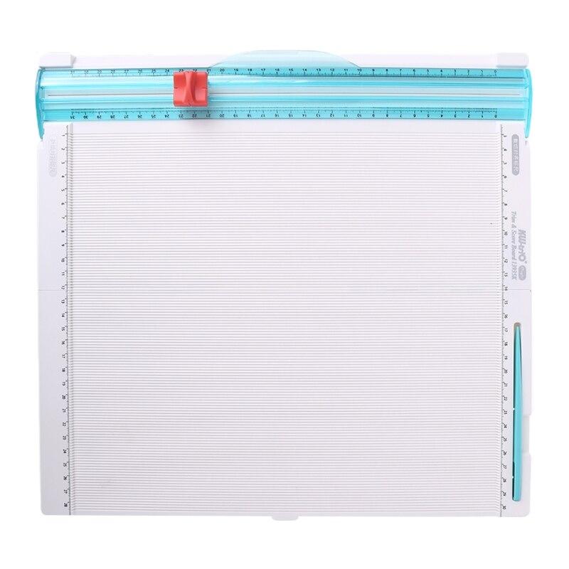 Триммер для бумаги, подрезная доска, резак для бумаги, фотография, скрапбукинг, лезвия, режущий станок, складной и подрезной станок для «сдел...