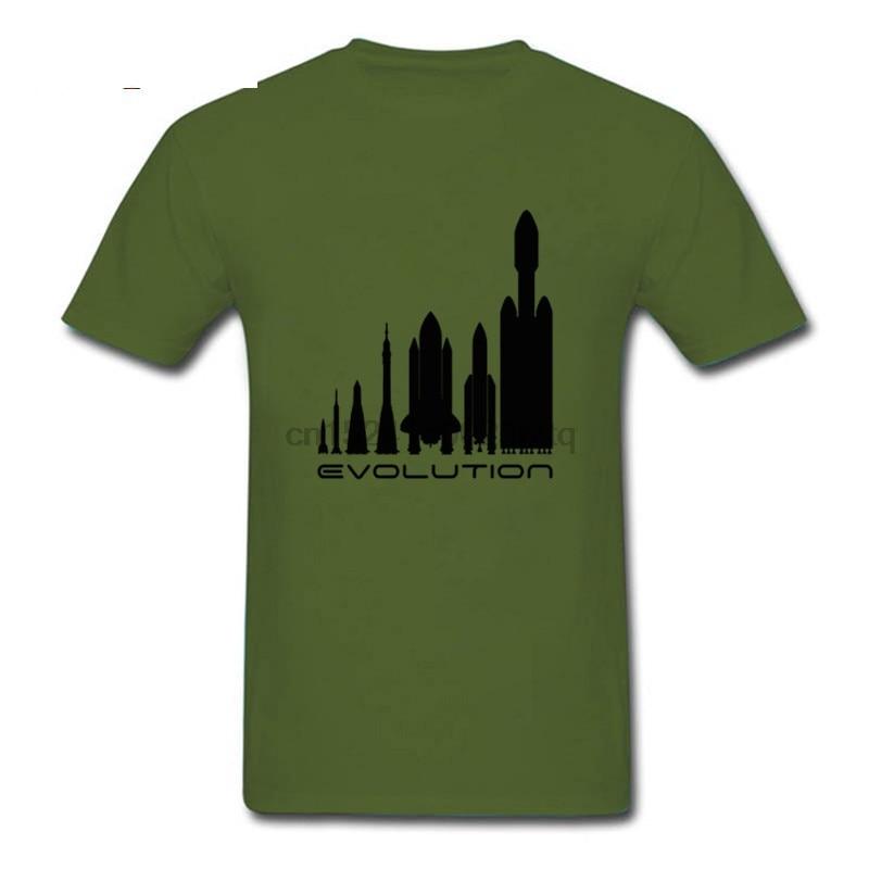 Funny Missles evolution T shirt men Russian dvanced weapons tshirt cool military army teeshirt casual humor missles show t-shirt