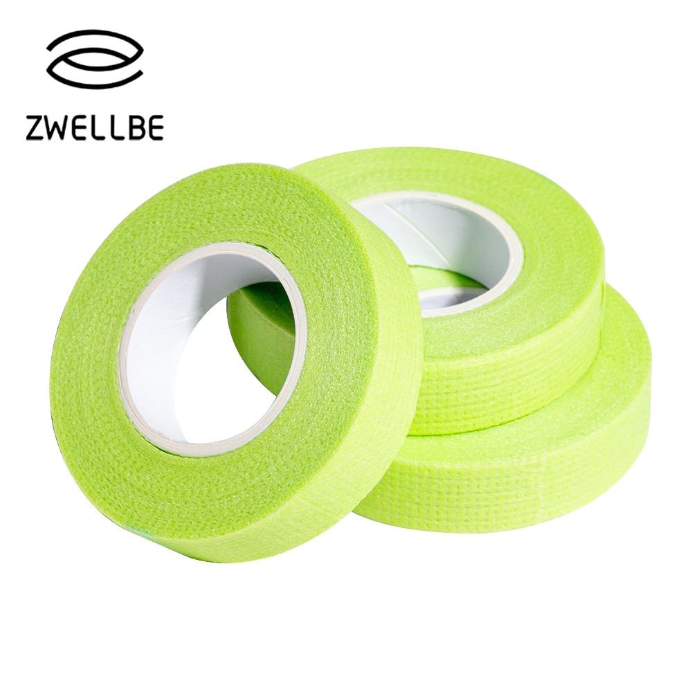 3/5 piezas/lote extensión de pestañas sin pelusa injerto almohadillas de ojos bajo parches papel aislante cinta verde almohadón párpados para pestañas postizas