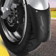 Per moto allungare parafango anteriore parafango posteriore e anteriore estensione parafango parafango paraspruzzi per moto