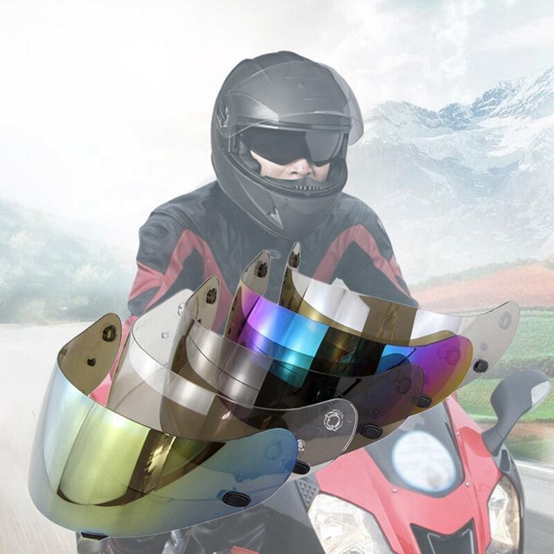 Casco nuevo caliente Visor para K5 K3 SV motocicleta desmontable casco Original gafas para K3 SV K5 Mmotorbike casco lente de cara completa