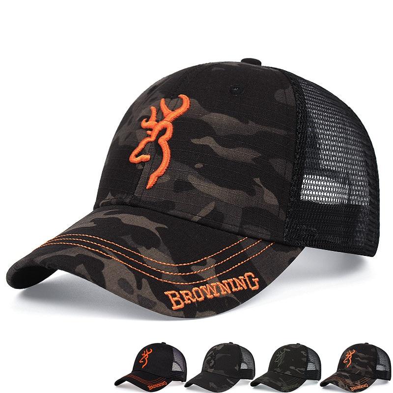 Кепка мужская сетчатая с вышивкой, модная универсальная бейсболка от солнца, для улицы, летняя бейсболка для мужчин кепка женская кепка муж...