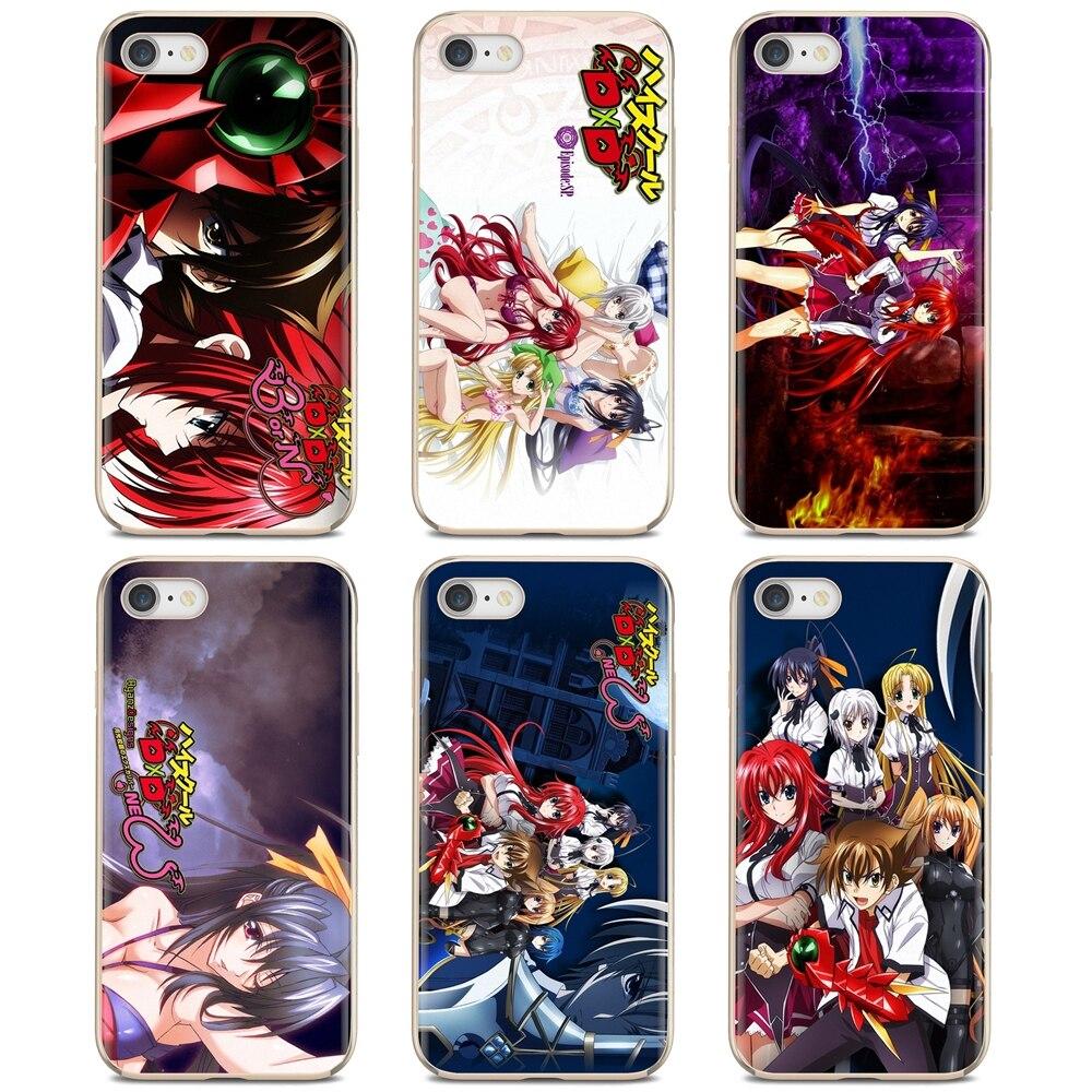 Buy Silicone Phone Case High School DxD Akeno Rias Gremory For Sony Xperia XA Z Z1 Z2 Z3 Z5 XZ1 XZ2 compact M2 M4 M5 C4 C6 E3 T3