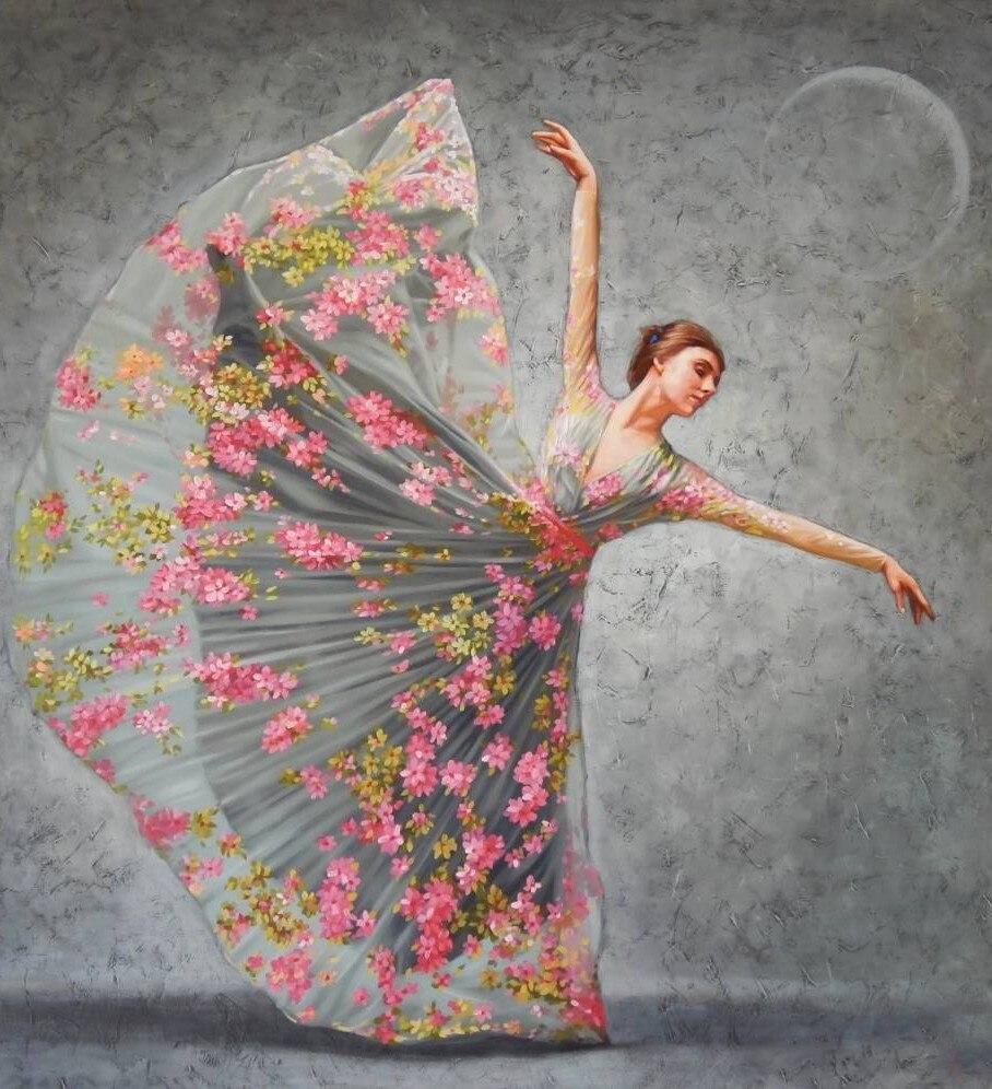 Jmine div 5d dança menina senhora deusa pintura diamante cheio kits de ponto cruz pintura pintura 3d retrato por diamantes