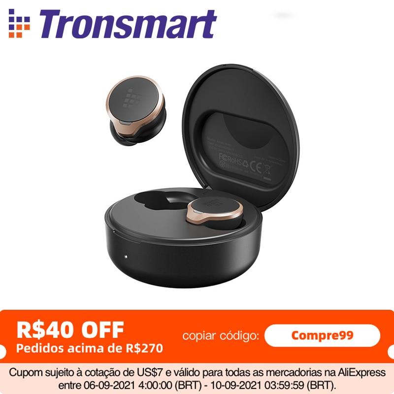 Tronsmart Apollo Bold auriculares Apollo Bold ANC con chip Qualcomm apt-x, inalámbricos...