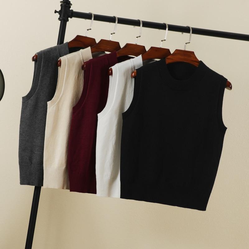 кофта женская жилетка женская свитер женский свитер оверсайз кофты жилет женский желетка жилетки для женщин одежда женская одежда безрука...