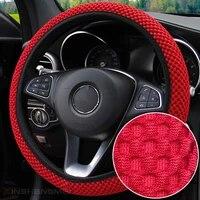36 38cm auto stuurhoes vier seizoenen universele 36 38cm steering wheels hubs protecting the cars steering wheel cover
