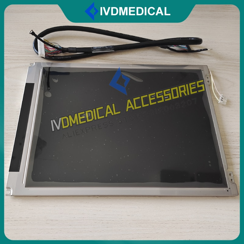Mindray BC-3000PLUS BC-3200 BC-3000 LCD Display Screen Replace for SX25S004 Hitachi Screen Upgrade Screen Machines Before 2012