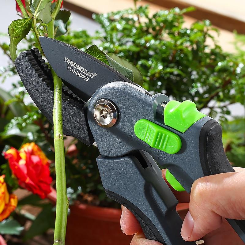 Растителни ножици за градинарство, - Градински инструменти - Снимка 2