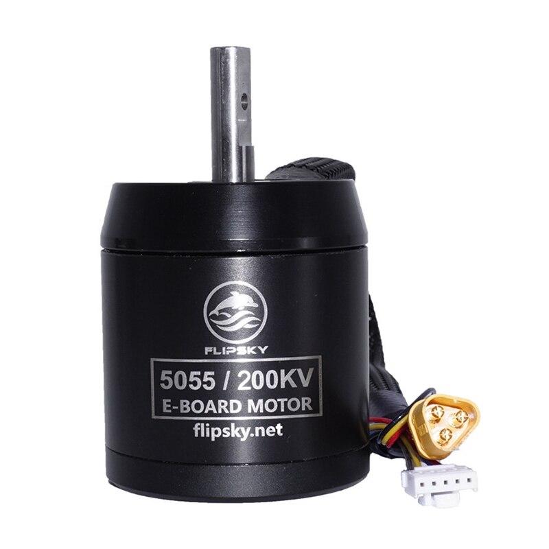 فليبسكي فرش موتور تيار مباشر H5055 5055 200KV 1380 واط للرياضة في الهواء الطلق لتقوم بها بنفسك عدة E-الدراجة الكهربائية سكيت موتور