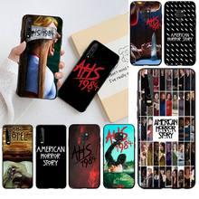ТВ Американская история ужасов AHS 1984 чехол для телефона Huawei P40 P30 P20 lite Pro Mate 30 20 Pro P Smart 2019 prime