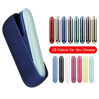 colorful replaceable magnetic side cover for iqos 3 0 door cover for iqos 3 duo case accessories