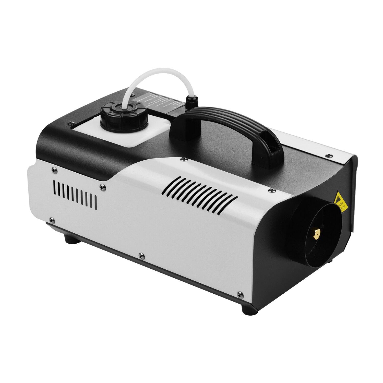 Máquinas de niebla nebulizadoras portátiles con Control remoto inalámbrico, máquina de humo de alta eficiencia, tanque de 900W 1L