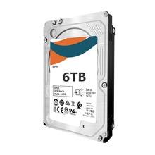 One Year Warranty MB6000JEQUV 791394-001 793697-B21 793770-001 6TB SAS 7.2K LFF ST He 512e HDD Hard Disk Drive