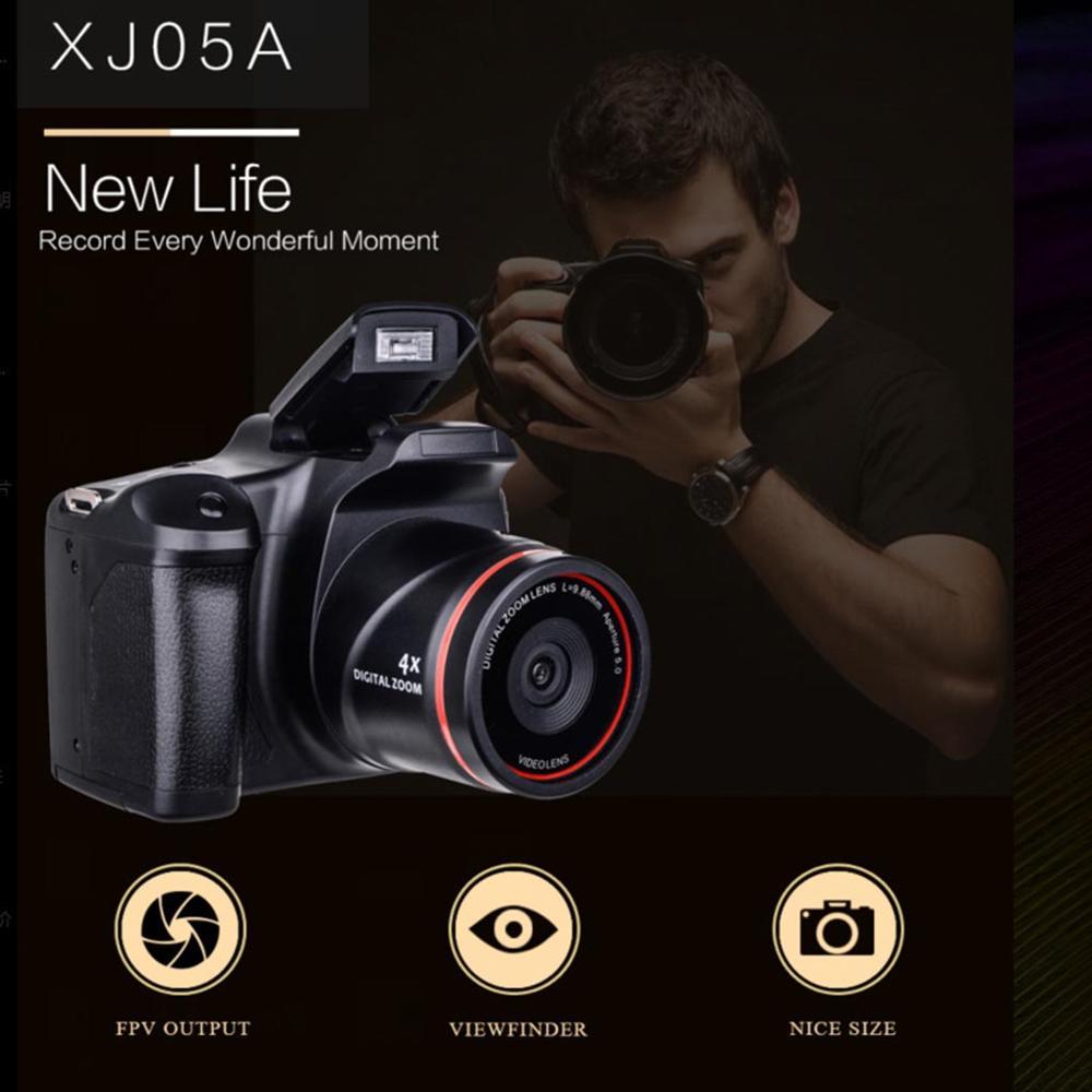 Cámara Digital profesional con Zoom óptico 16X, 2,4 pulgadas, pantalla LCD, 1080P,...