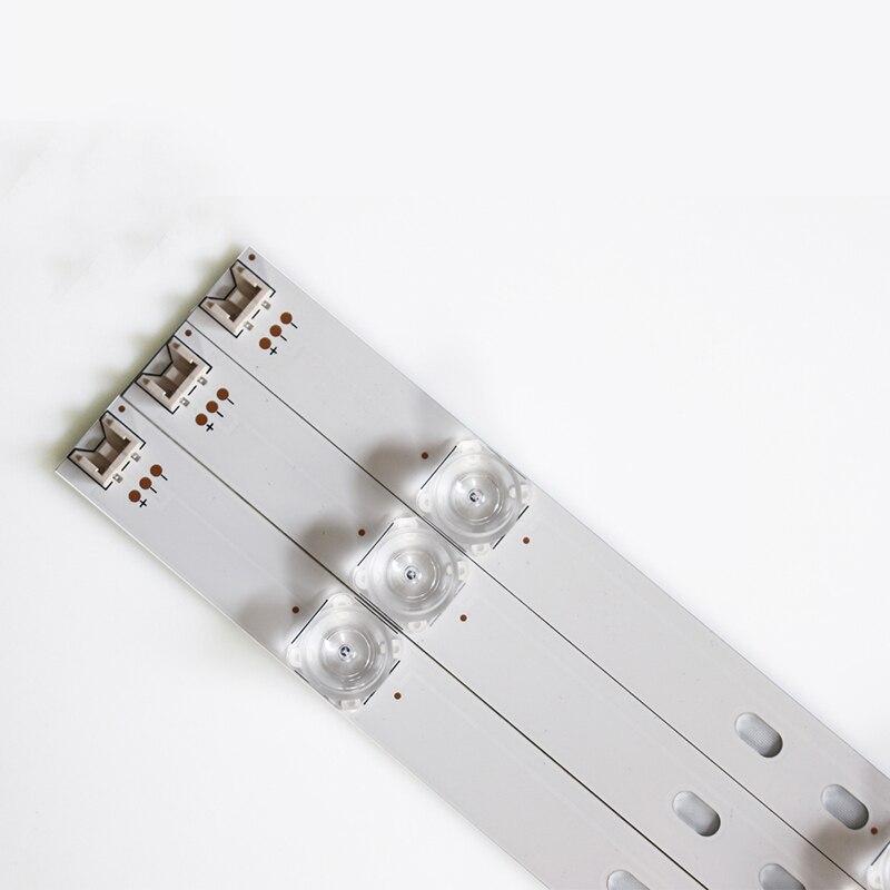 "30 x LED backlight strip for LG 32"" TV32LB550B32LB560B32LB570B32LB580B32LB620B32LB5600LG32LB561ULG32LB561032LB563VLG32LF632LG32L enlarge"