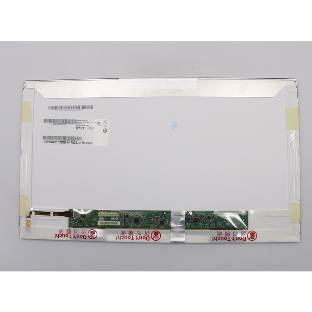 Applicable to lenovo T520 W520 E530 15.6''HD Lcd screen AG(1336*768) 40pin  04W0428 04X1105 04W3551 42T0650 04W3339 04W0430