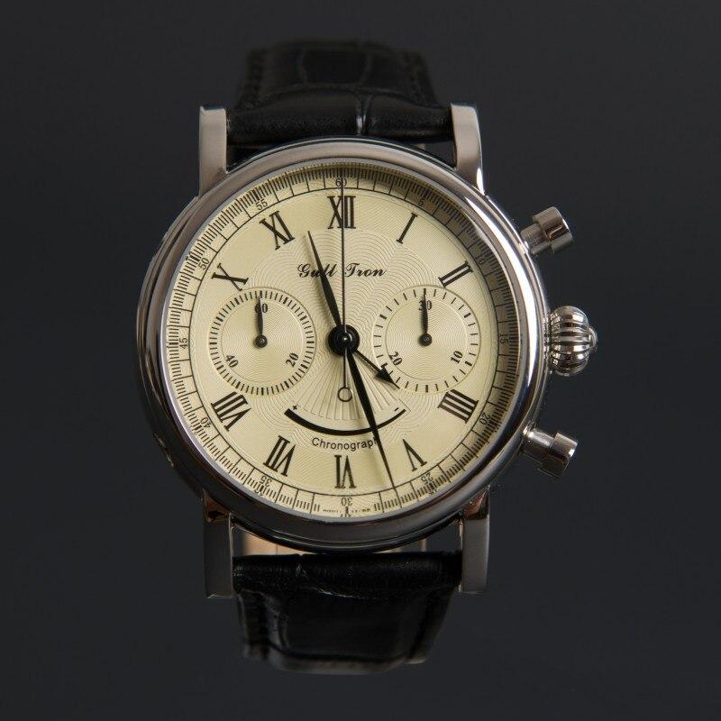 M193s توقيت الميكانيكية رمز ساعة مبتسم الوجه نسخة دليل الرجعية الكلاسيكية المحلية ساعة رجالي St1905