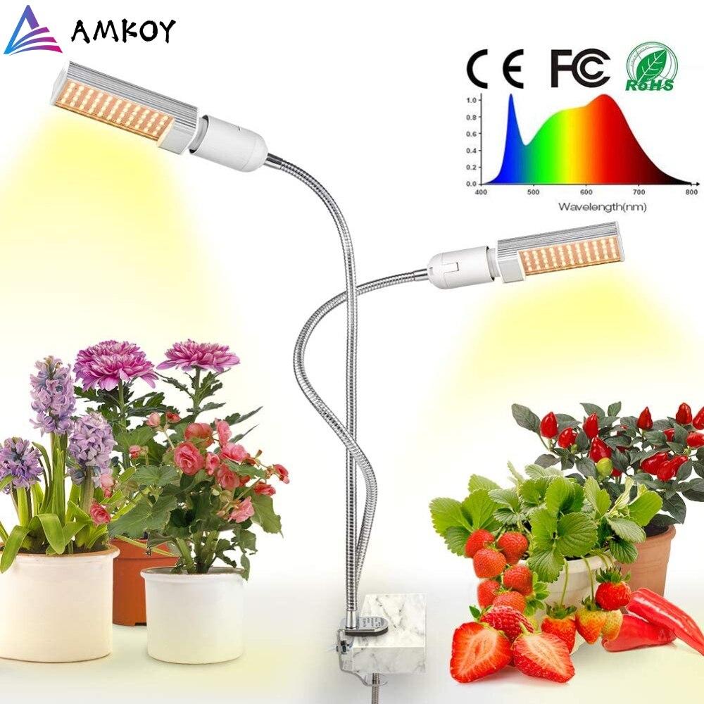 Светодиодный Grow светильник для комнатных растений 15000Lux Sunlike полный спектр аквариум лампа для выращивания растений с питанием от источника ...