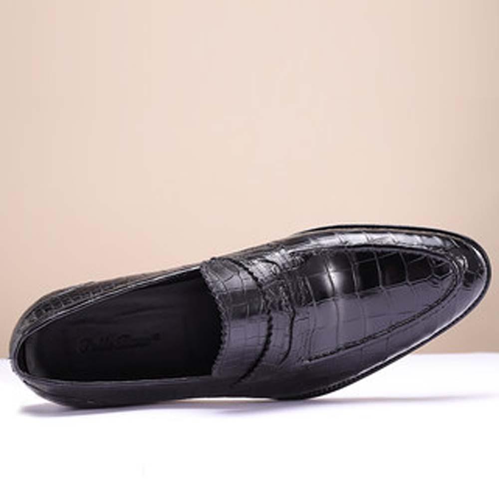 piliyuan crocodile  shoes  male  business crocodile leather  Men shoes, leisure  Handmade shoes  male  Leather men shoes