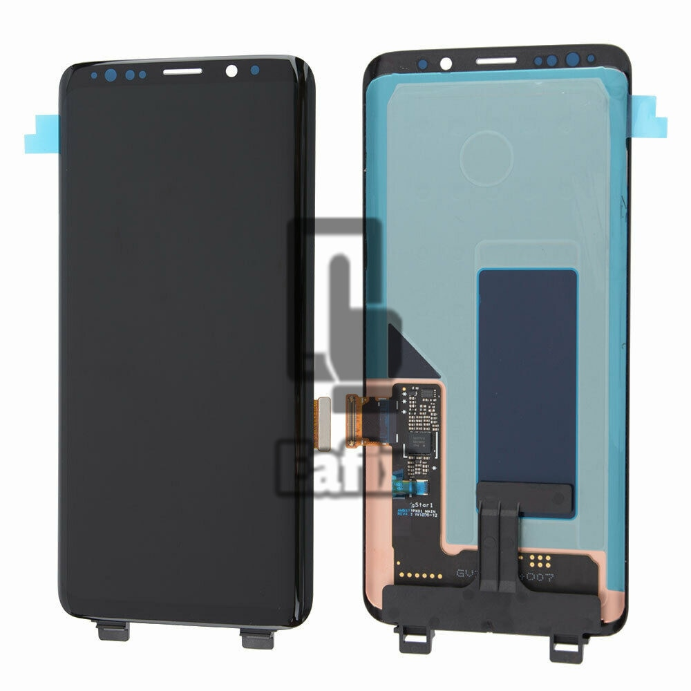Burn in Shadows Original For Samsung Galaxy S9 LCD With Frame G960F G960U Touch Screen S9 Plus G965F G965U Assembly Tools enlarge