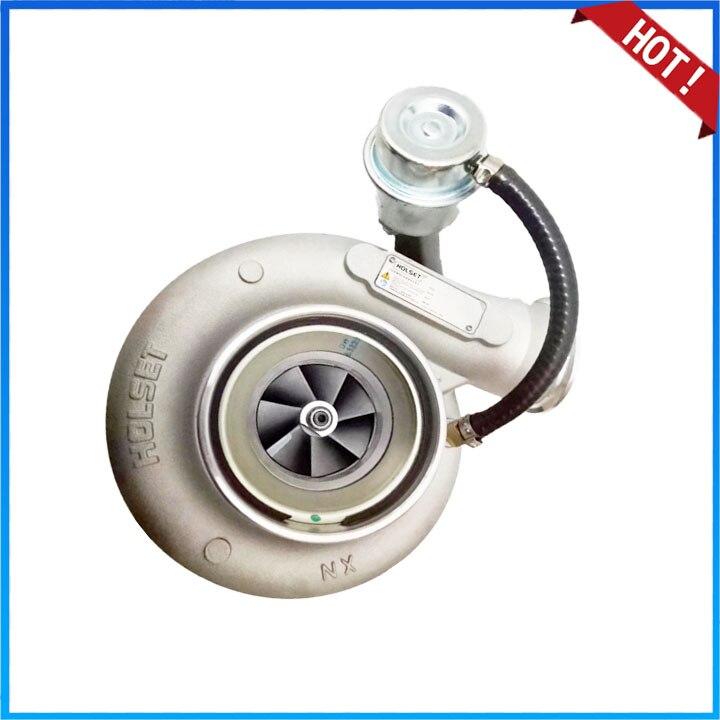 Apropriado para dongfeng tianlong 340 hp original hollett hx40w turbocompressor 4045069 4045076