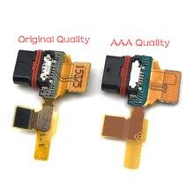 Pour Sony Xperia Z5 Compact Mini E5803 Micro USB chargeur de charge Port Dock connecteur câble de remplacement