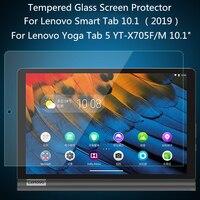 9H закаленное стекло для экрана для Lenovo Yoga Tab 5 YT-X705F YT-705M 10,1 Защитная пленка для планшета для Lenovo Smart Tab 2019