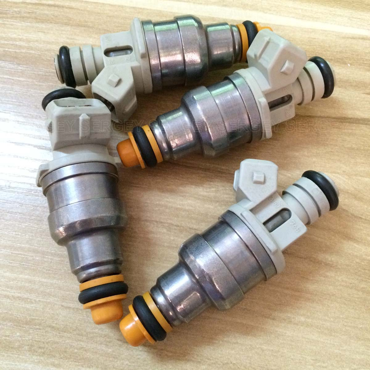 Оригинальный Топливный инжектор Тип форсунки для FORD Ranger B2500 XL SE 2.5L F87E-D2A F87E D2B F87E D2A
