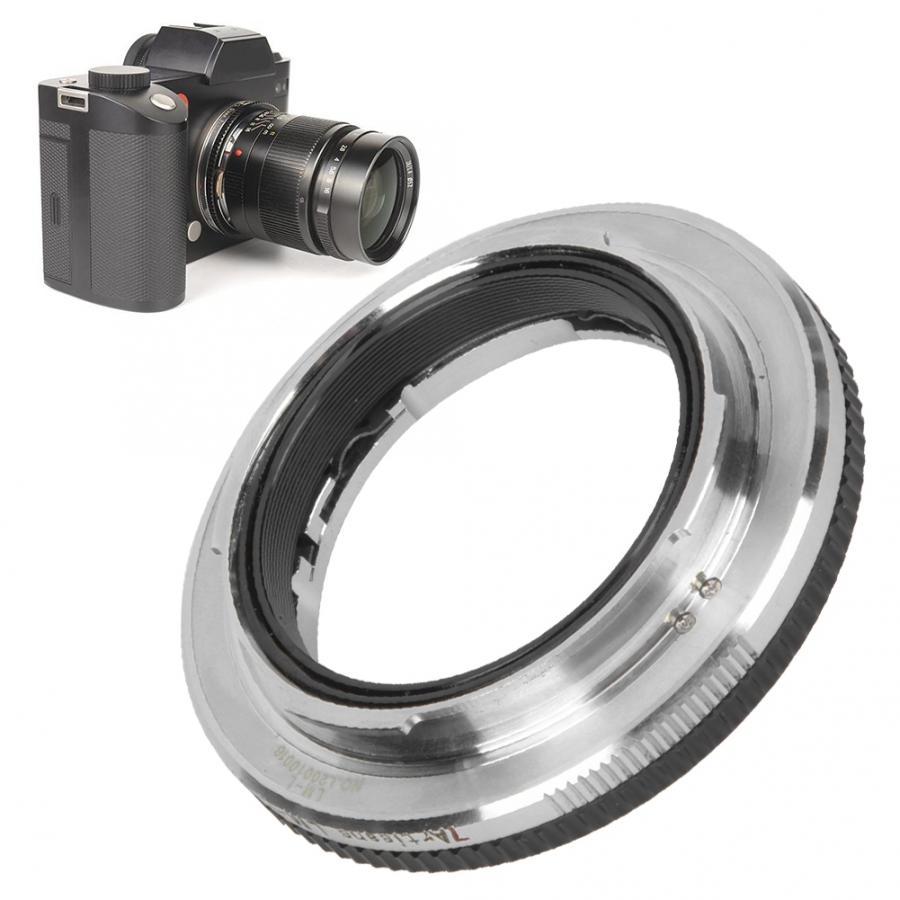 7Artisans LM-L anillo adaptador de primer plano para Leica M lente de montaje para Sigma fq L montaje Cuerpo de Cámara lente de cámara Primer plano R