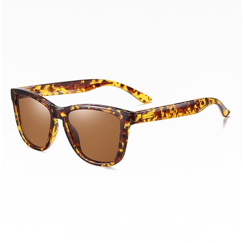 Polarized sunglasses female gradient lens vintage sunglasses anti-reflective driving designer glasse