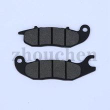 Plaquettes de frein avant moto pour HONDA APE 50 XZ50 CBF125 CBR MSX 150 CG Z singe GROM CBF