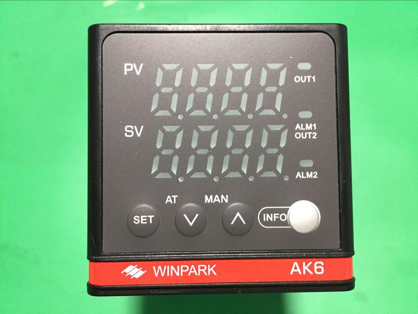 WINPARK التحكم في درجة الحرارة متر AK6-AKL110 APL110 AKL400 AKS110 AK6