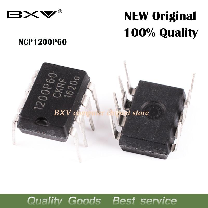 10 Pcs NCP1200P60 Dip-8 1200P60 DIP8 NCP1200P60G Dip Nieuwe En Originele Ic