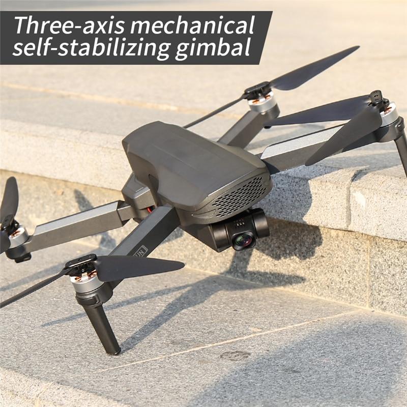 Dron SG908 plegable de 3 ejes con cámara 4K, 5G, Wifi, GPS,...