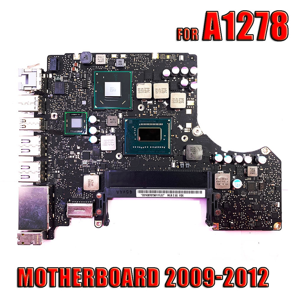 A1278 Motherboard For MacBook Pro 13