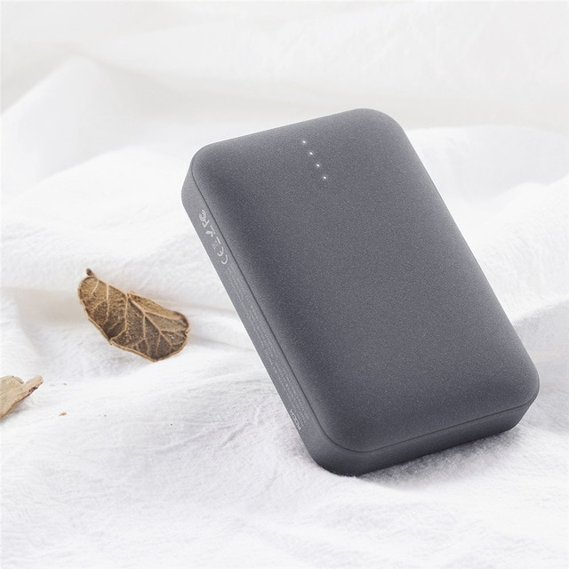 10000mAh Power Bank Mini Portable Dual USB Power Bank Battery for iPhone for SamSung for Xiaomi for Huawei