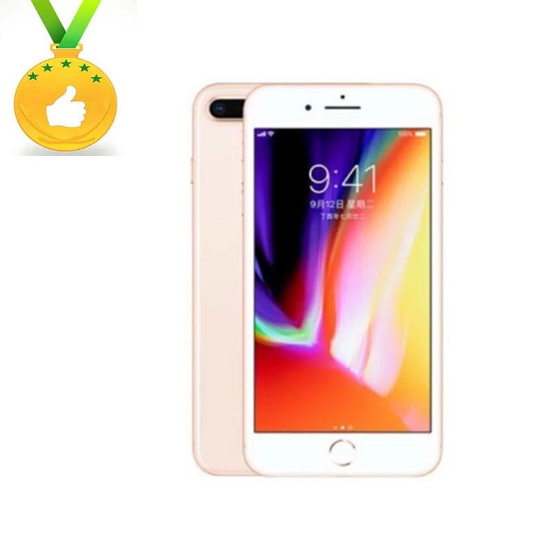 Apple Store Global Version iPhone  8plus  2675mAh 3GB RAM 64G/256G ROM 12.MP Fingerprint 4G LTE smartphone 1080P 5.5 inch screen