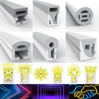 Гибкая светодиодная неоновая трубка WS2812B WS2811 SK6812, гибкая светильник вая лампа, водонепроницаемая трубка IP67 для украшения, WS2812B WS2811 SK6812 5050