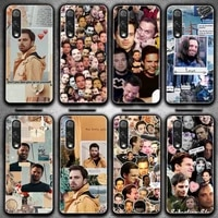 sebastian stan collage bucky barnes phone case for huawei p20 30 40 pro mate 20 30 40 pro honor 9x 10 30lite y62019