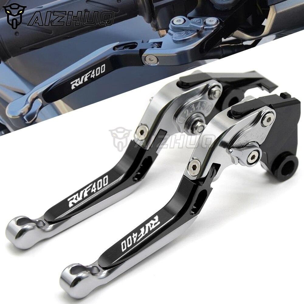 Freios de embreagem alavanca alça cnc alumínio acessórios da motocicleta para honda rvf400 rvf nc35 400 1994 1995 1996