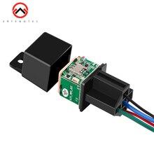 MV720 Tracker GPS relais télécommande de voiture   Anti-vol, choc de vitesse, alarme coupé huile, véhicule GPS, GPS, moniteur de voiture, FREEAPP, nouveau