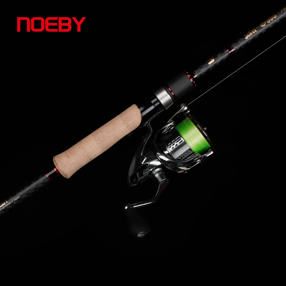 Noeby All Good Casting Spinning Fishing Rod 2.29m 2.44m M Power 7-28g Fuji Guide Ring Toray Carbon Spining Baitcasting Lure Rod enlarge
