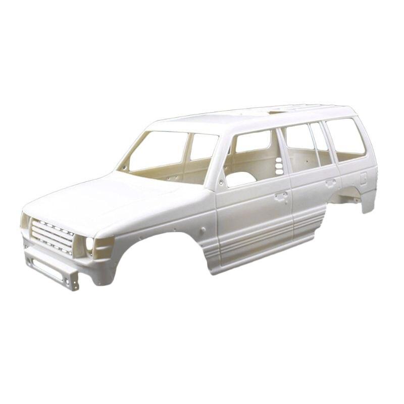 Cubierta para el cuerpo, 313mm, base para el neumático para coche 1/10 Mitsubishi Pajero V33 Axail SCX10 90046 DXAD