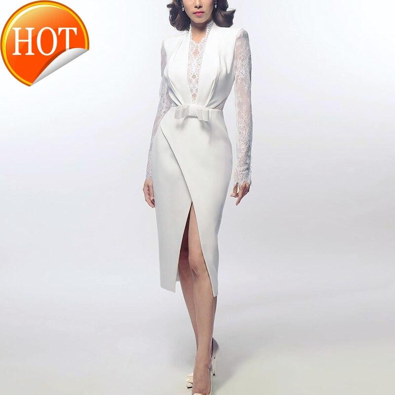 فستان بايك جديد لخريف 2020 ، فستان دانتيل أنيق وخفيف وناعم ، يمكن ارتداؤه في أوقات عادية