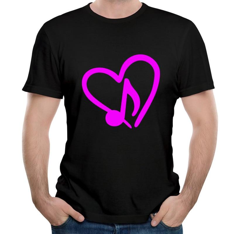 Camisetas a la moda Unisex camisetas menores ajustadas con estampado de amor...